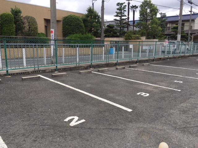 豊中 動物病院 駐車場