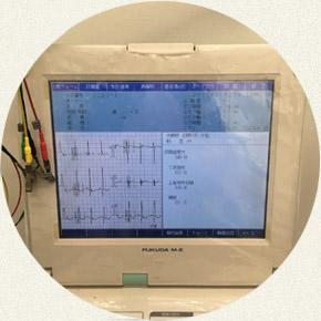 動物用心電図自動解析装置